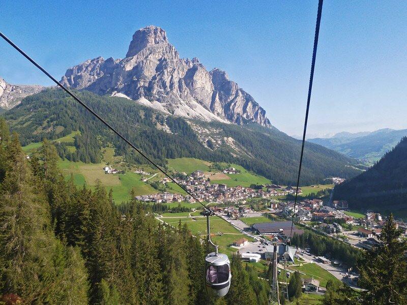 Corvara - Alta Badia, Italien