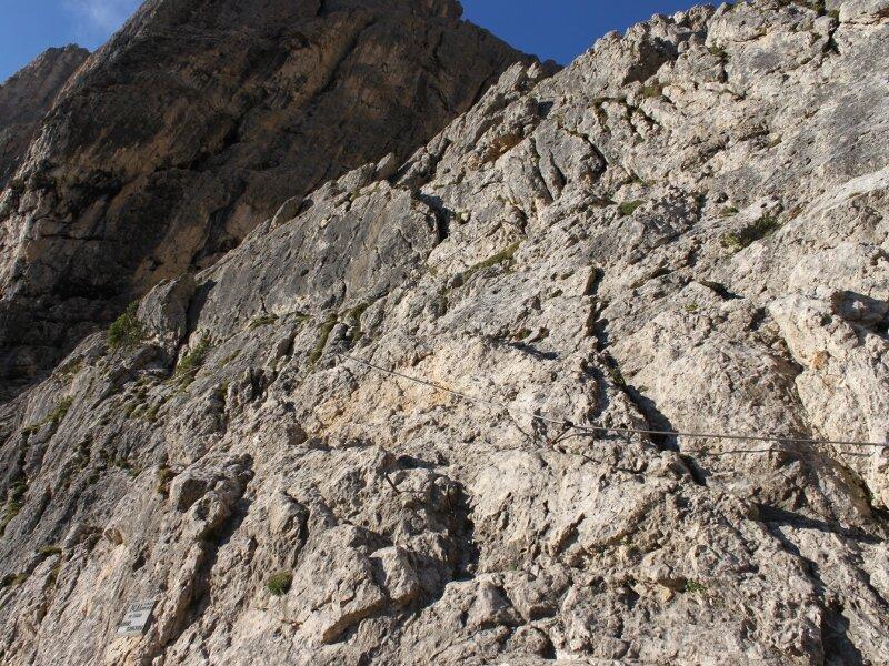 Klettersteig Via Ferrata : Via ferrata el chorro andalusien klettersteig