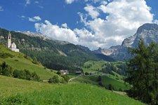 Wanderung La Val Wengen Ju de Rit