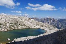 Sella Bergtour Setus Pisciadu Boe