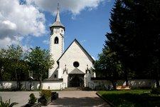 Kirche Corvara