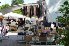 Markets, fairs and shopping