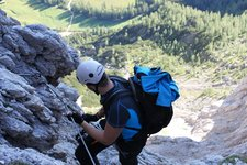 RS Via Ferrata Pisciadu