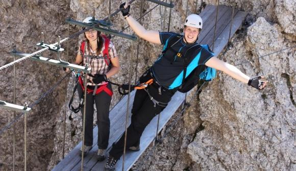 Klettersteig Via Ferrata : Klettersteig tipps via ferrata klettersteige