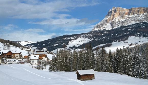 La Villa Alta Badia Winter