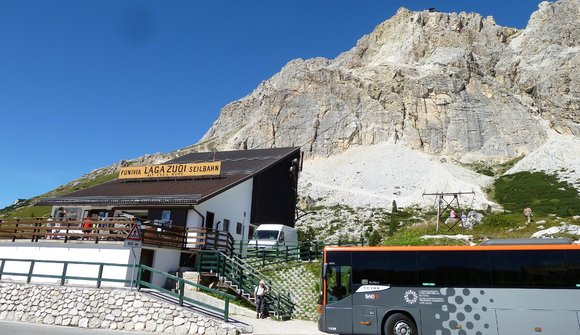 öffentlicher Nahverkehr Alta Badia