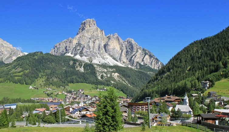 Corvara Alta Badia Dolomites Italy