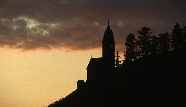 Hl. Barbara Kapelle, © Tourismusverband Alta Badia