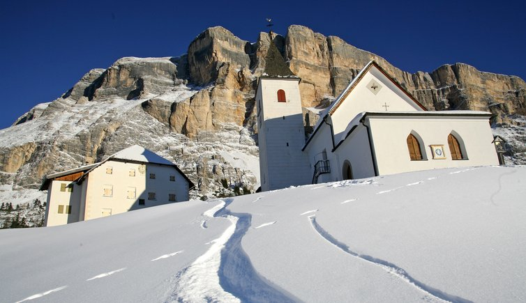 Alta Badia Winter