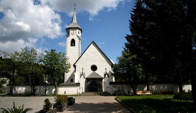 Pfarrkirche Hl. Katharina, © Tourismusverband Alta Badia
