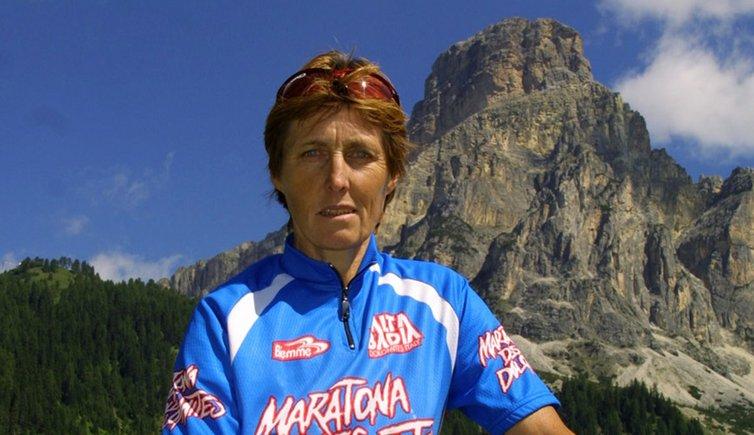 Maria Canins, © Tourismusverband Alta Badia