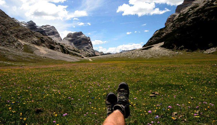 Klima in Alta Badia, © Tourismusverband Alta Badia