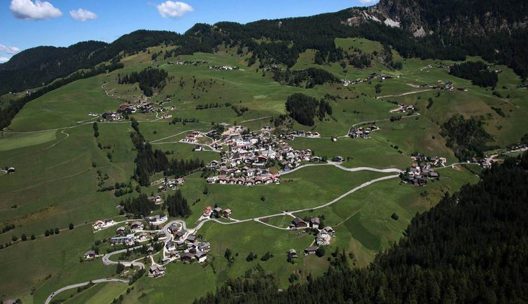 La Val, Foto: © Tourismusverband Alta Badia
