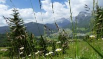 Wanderung St. Leonhard Badia Heiligkreuz